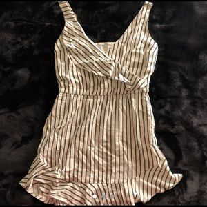 GUESS stripped dress